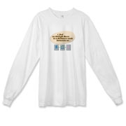 Distance Between American Apparel Long Sleeve Tee