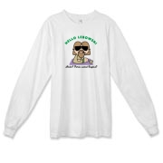 American Apparel Fine Jersey Long Sleeve Tee
