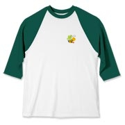 Bee with Logo on Back,  Baseball Jersey