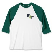 Basic F2F Logo on the Front and larger F2F Scale Logo on the back