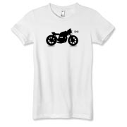 E3 CB550 Cafe American Apparel Women's T-Shirt