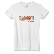 Final Fantasy 8 Sucks American Apparel Women's T-S