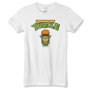 Teenage Mutant Ginger Turtle Women's T-Shirt