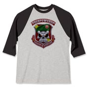Go team TPU! Get your game on with this TPU Baseball Jersey.