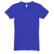 Water Horse P - American Apparel Women's T-Shirt