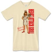 Nurse Jaimee American Apparel Men's T-Shirt