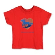 Water Heart - Toddler Tee