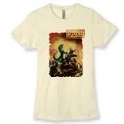 Ladies Dino-Puncher Shirt