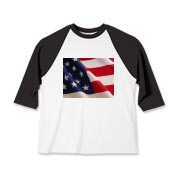 OLD GLORY -  Kids Baseball Jersey