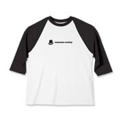 Nonsense Society [light] Kids Baseball Jersey