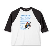 Cross Checking Kids Baseball Jersey