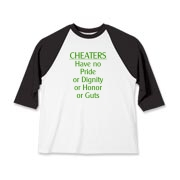 Cheaters Kids Baseball Jersey
