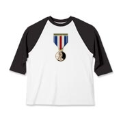 Pennies For Heroes Medal Kids Baseball Jersey