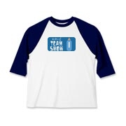 kids of team show Kids Baseball Jersey