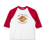 2012 Basketball - Kids Baseball Jersey