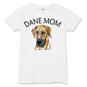 Fawn UC Dane Mom Women's T-Shirt