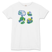 The LIttle Engine  Women's T-Shirt