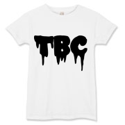 TBC Black Paint Drip design women's tanktop