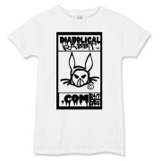 Diabolical Rabbit Tag shirt created by Austin Lee