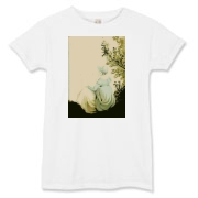 Watercolour of Jane, by Cassandra 1804 Women's T-S