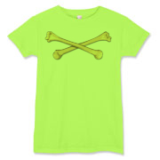Personal Crossbones Women's T-Shirt