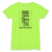 Row House Facade Women's T-Shirt
