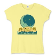 The Rabbit in the Moon Glyph Tee