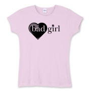 Womens Fitted Baby Rib Tee