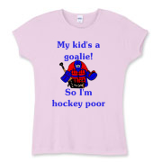 If your kid is a goalie and your broke this design is for you.