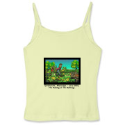 Not a funnier frog cartoon gift or collectible. These tees, aprons, coasters, mousepads, etc. are must-sees!  Drop in.