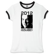 2012 - What about Huckabee? T-shirt