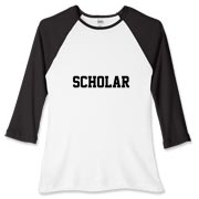 Show everyone your book smarts with our most intellectual shirts.