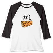 Show just how cheesy you are with this #1 design!