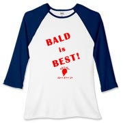Women's Fitted Baseball Tee