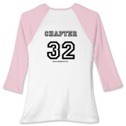 Team Bones shirt, cheering for your favorite chapter -- Chapter 32!