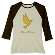 Be Free Golden Collection Women's Fitted Baseball