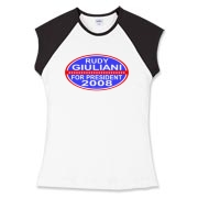 Is Rudy Giuliani your man in 2008?  Now you can tell the world with a t-shirt or other great item proudly showing your support for Rudy Giuliani in 08!