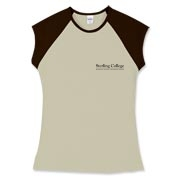 Women's Fitted Cap Sleeve Tee
