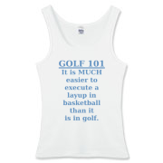 Layup Women's Fitted Tank Top