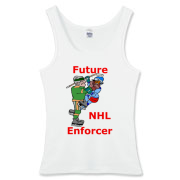 Future Enforcer Women's Fitted Tank Top