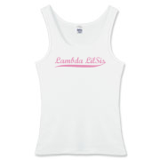 League of Their Own - Women's Fitted Tank Top