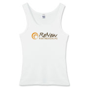 ReNew Women's Fitted Tank Top - light colors