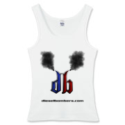 DB Smoking Women's Fitted Tank Top