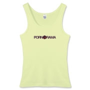 Pornorama Women's Fitted Tank Top