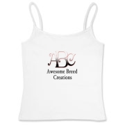 Awesome Breed Creations Women's Fitted Camisole Ta