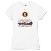 Hawker Hurricane Mk I of the Royal Air Force