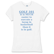 Layup Women's Fitted Fine Jersey Tee