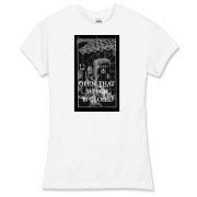 Second Devil's Gate - Book of Shadows Tee