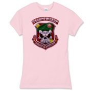 TPU  Women's Fitted Fine Jersey Tee