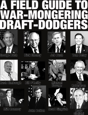 philosophies of the draft dodgers It's a popular rallying cry for activists: we have nothing to lose but our chains but a new documentary on martin luther king jr illustrates the costs of call.